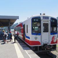 青春18きっぷでどこ行こう? 3日目 1) BRTで盛 → 三陸鉄道南リアス線で釜石へ