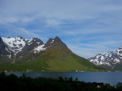北欧(3) ~ ロフォーテン諸島 National Tourist Route Lofoten
