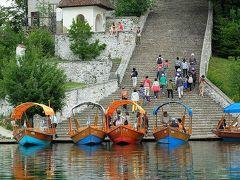 ★スロベニアあちこち −(5)ブレッド湖徒歩一周ミッション、前半はブレッド島まで