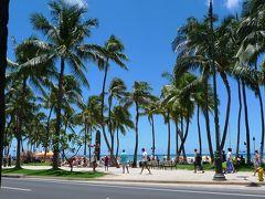 ハワイに行ってきました☆゚+。(1日目・移動&ワイキキ観光)