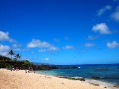 夏休みビーチ旅 2015 のんびりハワイオアフ島の旅⑧ レンタカーでノース Pupukea beach
