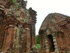 ベトナム・世界遺産の旅(ミーソン遺跡)