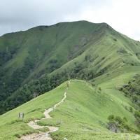 梅雨の合間に徳島へ。剣山の稜線歩きと奥祖谷の二重かずら橋観光