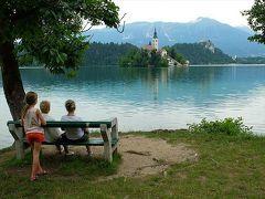 ★スロベニアあちこち −(6)ブレッド湖徒歩一周ミッション、後半はブレッド城へ