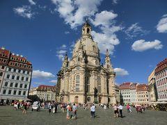 ドイツ・中央ヨーロッパ世界遺産の旅3(ドレスデン編その1)