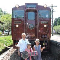 霧島のんびり切符 列車の旅 ②人吉~吉松へ「いさぶろうしんぺい号」