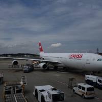 【予告編】出張のついでに(119) ルクセンブルク出張、スイス航空搭乗!