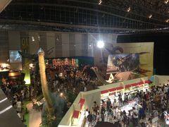 ジュラシック・ワールド × メガ恐竜展2015