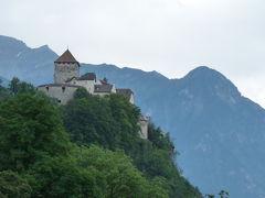 ドライブ・ヨーロッパ大陸 (1+2日目) ラインの滝とリヒテンシュタイン公国
