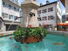 2015年オーストリア・イタリアの旅 №5  *** Zell am See  へ移動***