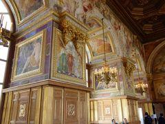 2015夏 パリからフォンテーヌブロー宮殿へ 半日日帰り旅行です