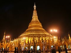 ヤンゴン観光全般 ~空港到着から主な観光地拝観~