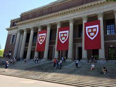 ニューヨーク・ワシントンD.C.・ボストン・ドバイの旅5~ボストン・名門大学を巡るツアー