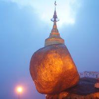 ヤンゴンからバゴー、ゴールデンロックへ