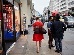 イギリスからパリへの旅(5)ロンドン