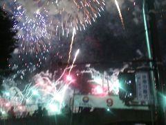 2015諏訪湖祭湖上花火大会