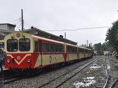 2015年8月5度目の台湾旅行3(阿里山森林鉄路で奮起湖へ後篇)