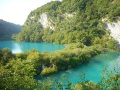 クロアチア・スロベニアの青い空・蒼い海・碧い湖を堪能する夏休み(その2)~プリトヴィツェ