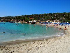 美しいビーチと絶景を求めてアテネ・キプロス・サントリーニ島の旅 Day3-4@キプロスのビーチ巡り