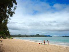 夏休みビーチ旅 2015 のんびりハワイオアフ島の旅⑪ The Busでカイルアビーチへ