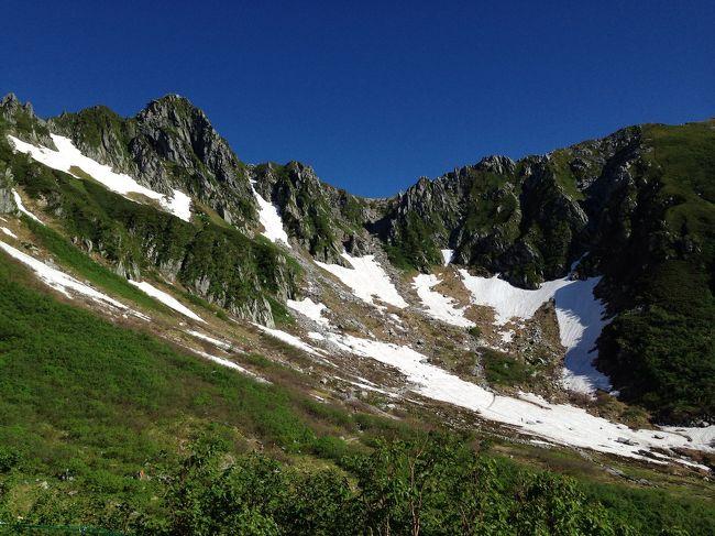 登山:木曽駒ヶ岳(2956m)