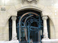【振り返り旅行記2009】北フランス周遊⑥~パリ・アールヌーボー巡り1日目~
