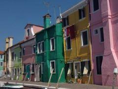 ブラーノ島 isola di Burano