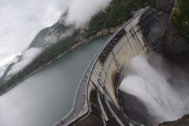 黒部ダムでダムカードをもらおう! 【2015年 白馬への旅】