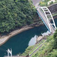 ダム巡りツーリング 宮ヶ瀬ダム・城山ダムで初めてのダムカードをもらう!