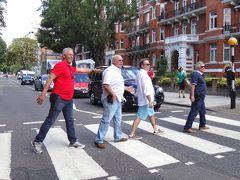世界一有名な横断歩道を渡ろう♪ ビートルズ・ファンの聖地 ☆ アビー・ロードへの行き方