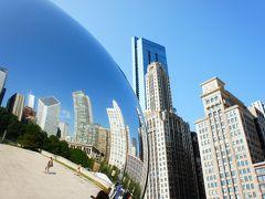 2015アメリカ大陸横断ひとり旅9日間vol.5(アートなシカゴのまちあるき)