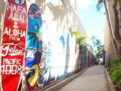 夏休みビーチ旅 2015 のんびりハワイオアフ島の旅⑫ 木曜日の夕方はワイキキお散歩&ファーマーズマーケットのはしご