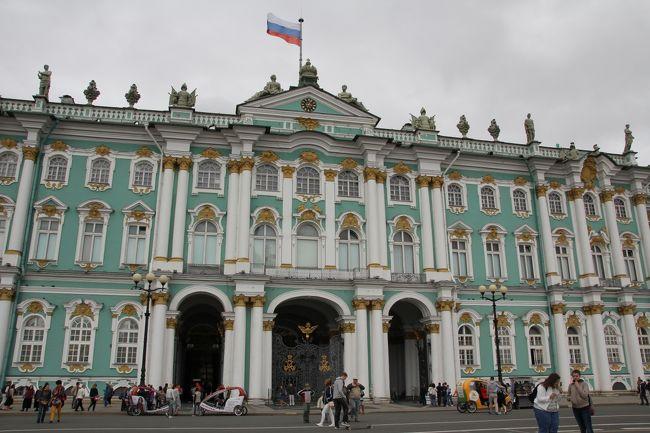201508_03-ロシア旅行 エルミタージュ美術館 Hermitage Museum / Russia (Aug 16)