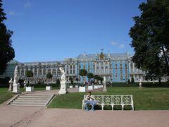 201508_04-ロシア旅行 エカテリーナ宮殿 Catherine Palace / Russia (Aug 17)