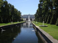 201508_05-ロシア旅行 ピョートル大帝の夏の宮殿 Peter's Summer Palace/ Russia (Aug 17)