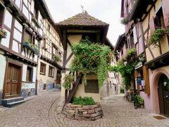 2015. 息子とコルマール 夏休み