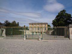 ヴェルサイユ宮殿 カートで1日散策