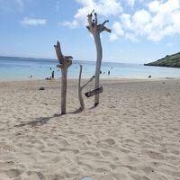 7回目の宮古島。今年は孫も一緒に夏休み4日目。