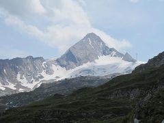 2015チロル・ドロミテで山歩き(その2 キッツシュタインホルンへ)