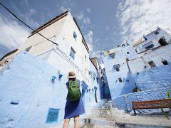 2015.08 お盆のモロッコ『土と水の魅惑の街』(シャウエン)