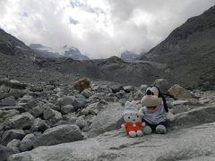 グーちゃん、スイスアルプスへ行く!(モルテラッチ氷河の後退を止めよ!編)
