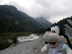グーちゃん、スイスアルプスへ行く!(ディアボォレッツァで三浦になる?編)