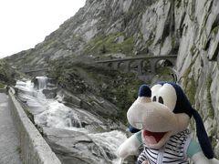 グーちゃん、スイスアルプスへ行く!(コニへー、悪魔の橋で失禁!編)