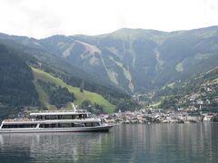 2015年オーストリア・イタリアの旅 №7  *** Schmittenhoehe ハイキングと Zeller See サイクリング ***