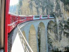 スイストラベルパスで巡る初スイスとついでにベネチア、ミラノの夫婦旅21日間  no6 氷河特急でツェルマットへ