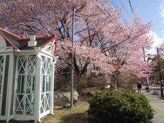 妊娠8か月軽井沢1泊のんびり旅