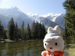 グーちゃん、スイスアルプスへ行く!(フランス領シャモニーへGO!編)