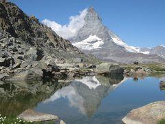 スイストラベルパスで巡る初スイスとついでにベネチア、ミラノの夫婦旅21日間  no8 マッターホルンの朝焼け・ゴルナーグラート展望台