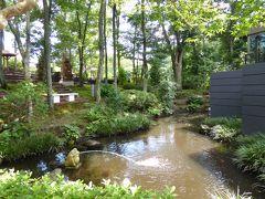 夏の優雅な伊豆旅行♪ Vol8 ☆伊豆高原:「ウブドの森」 庭園と貸し切り露天風呂を楽しむ♪