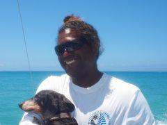 夏休みビーチ旅 2015 のんびりハワイオアフ島の旅⑬ ワイキキビーチ朝のお散歩とカタマラン